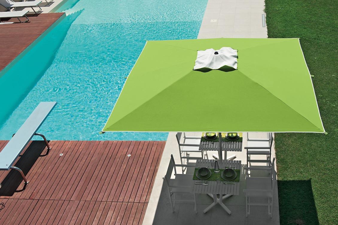 Parasol géant - Picasso Maxi - Gasparini Collection