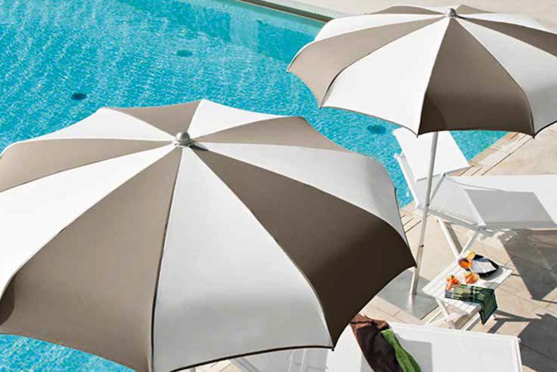 parasol résistant au vent - Klee - Gasparini Collection