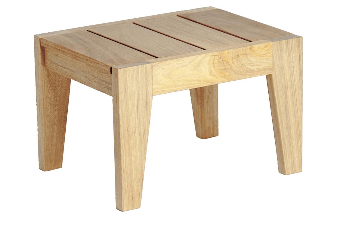 Petite table basse Tivoli en Roble FSC