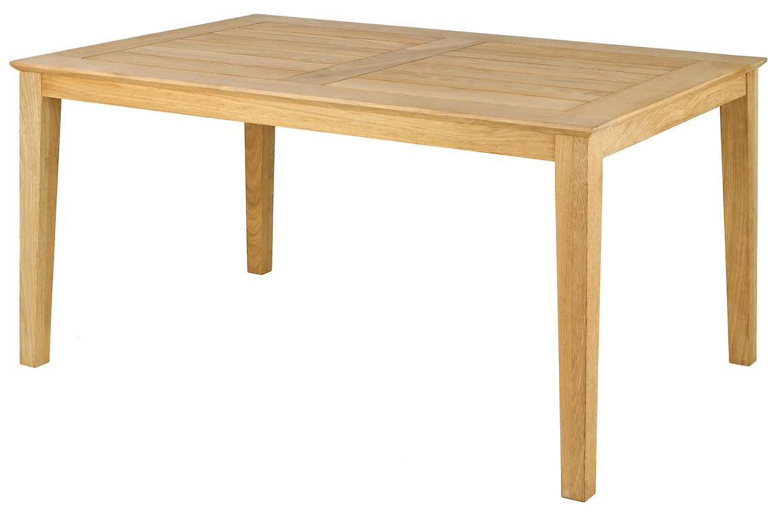 Table rectangulaire Tivoli en Roble FSC