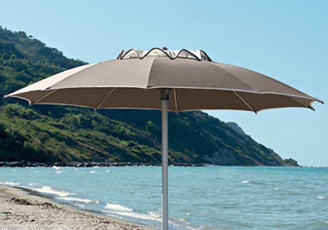 Parasol en aluminium Cezanne - gasparinicollection.com