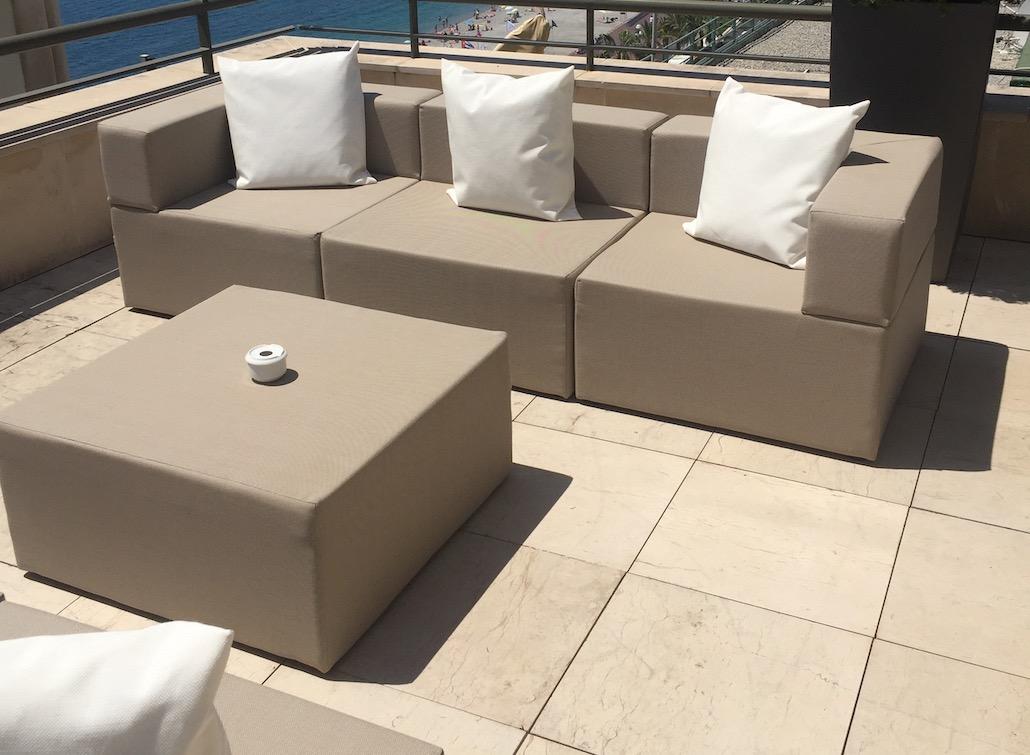Canapé d'extérieur haut de gamme - gasparinicollection.com