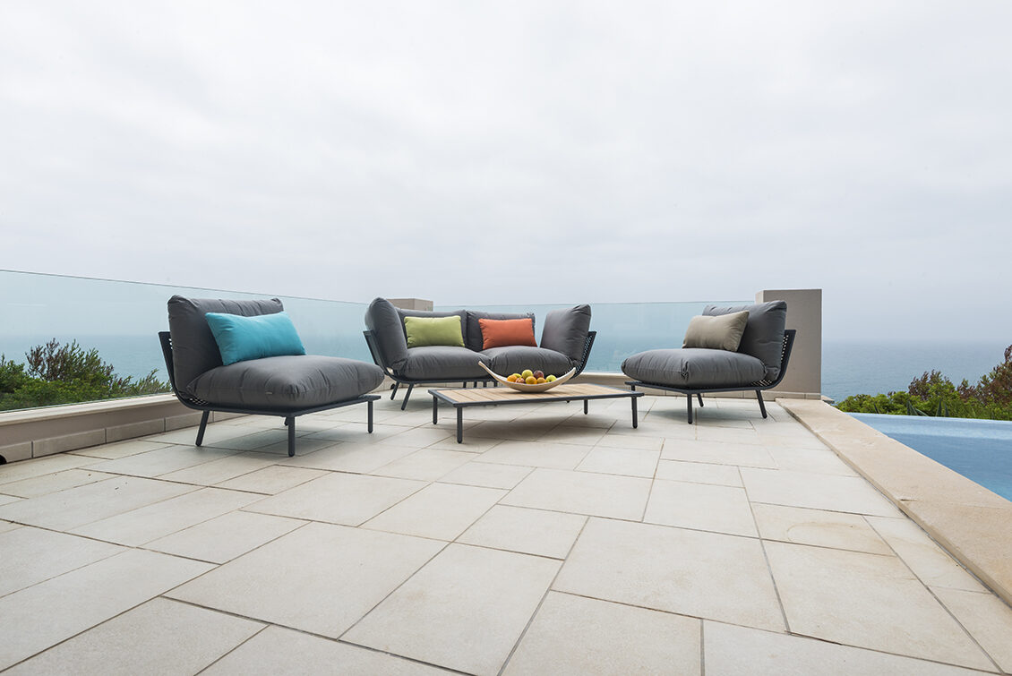 Salon Beach Lounge modulable - gasparinicollection.com