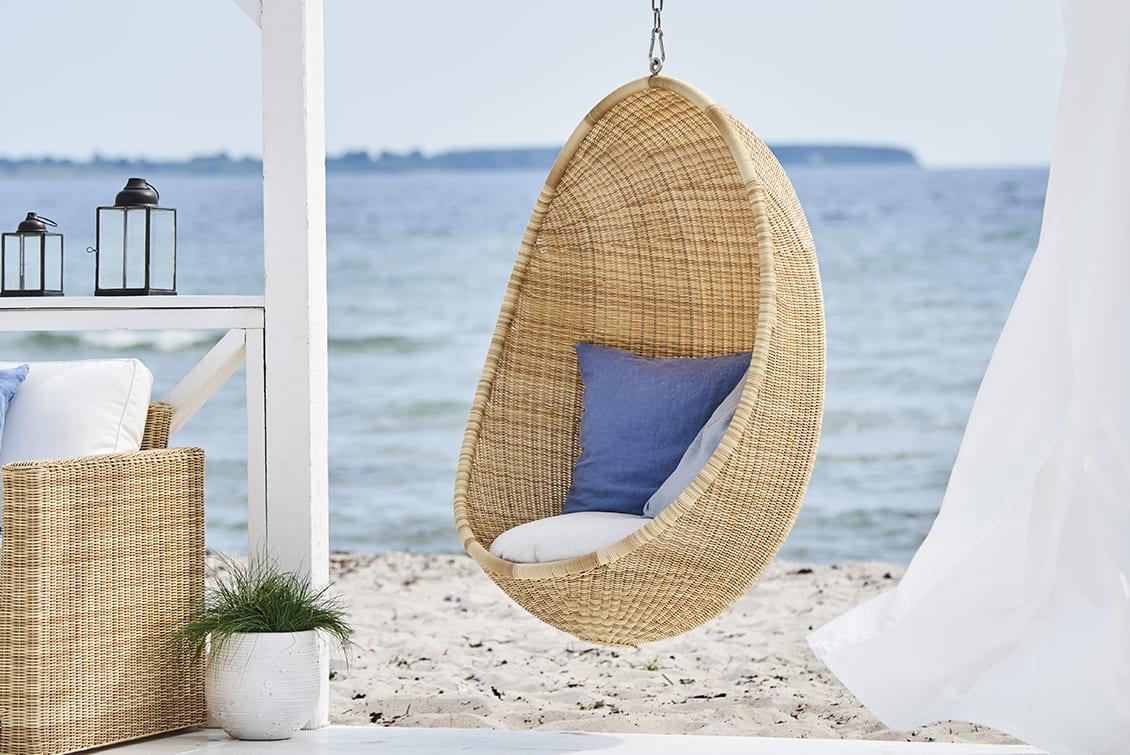 Hanging Egg Chair - gasparinicollection.com